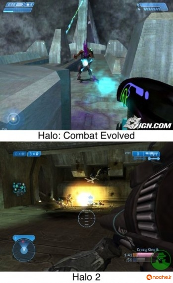 Halo-and-Halo-2-Comparison