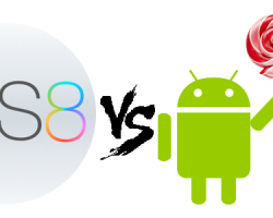 مقایسه iOS 8 و Android Lollipop