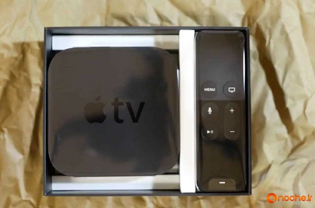 FIRST APPLE TV WITH SIRI REMOTE UNBOXING!.mp4_20150912_120118.472