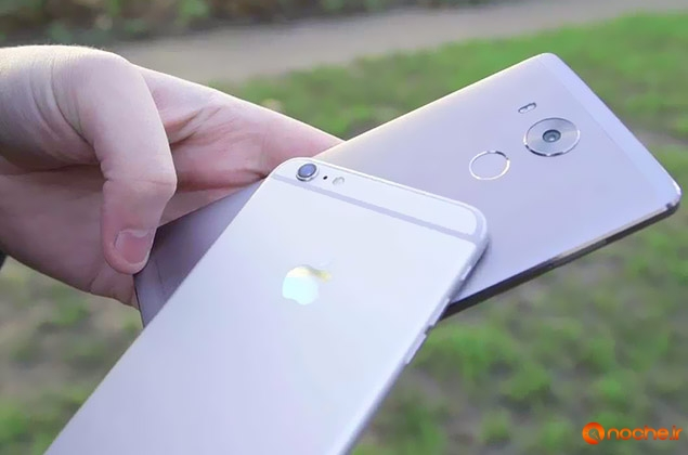 Huawei Mate 8 test_ Will the iPhone 6S Plus be beaten by a Chinese rival 2_3 its price.mp48