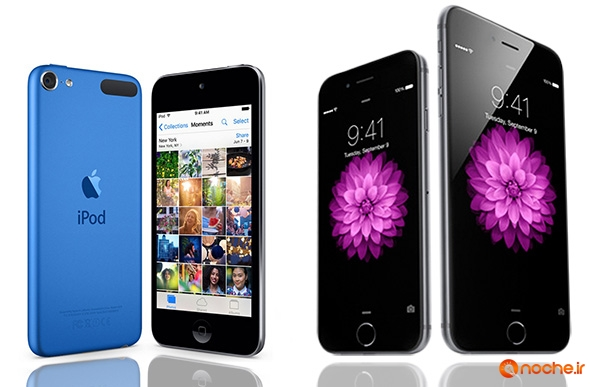 iphone-6c look like ipod and iphone 6